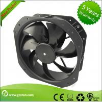 Best Brushless 24V DC Axial Fan / CPU Cooling Fan 254mm With External Rotor Motor wholesale