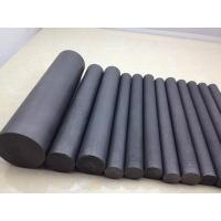 Best high quality Sintered Artificial graphite carbon rod  processing  factory wholesale