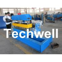 Best Hydraulic Custom PLC Control Roof Curving Machine With Speed Adjustable wholesale