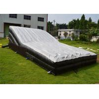 China Freedrop BMX Inflatable Airbag , Blow Up Jump Air Mattress For Stunt on sale