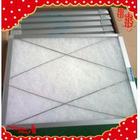 Best (24x24x2 inch)  595x595x46mm aluminum frame synthetic fiber washable air filter G4 EU4 wholesale