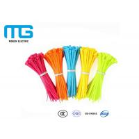 Best Electrical Wiring Nylon Cable Ties Customized Total Length CE Certified wholesale