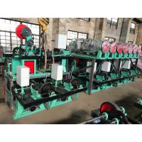 Best Straight and Reverse Twisted Barbed Wire mesh Machine with High Speed wholesale