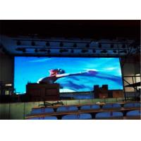 Best Ultra Thin P4mm Soft Flexible SMD LED Display / Led Curtain Screen Light Weight wholesale