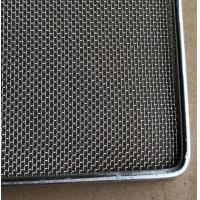 Best Frame Wire Mesh Tray For Food Baking , Dehydration , 304 Food Grade wholesale