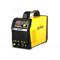 Quality High Aesthetic Welding Effect TIG200A Inverter TIG Welder Auto adjusted ARC Force Function wholesale