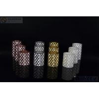 Best 3 pcs Carved Electric Led Candles with 2*AA Battery Paint Color wholesale