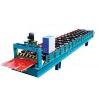 ISO9001 Approved Cold Roll Forming Machines To Process Color Steel Plate