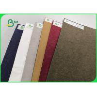 Best Wear - Resisting Washable Kraft Paper For Backpack 0.55mm Natually Degradable wholesale