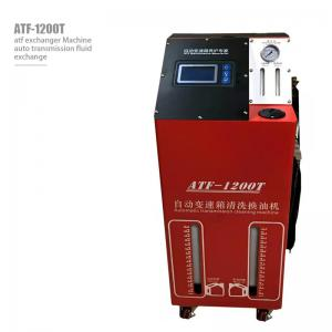Best 20L Fuel Tank ATF Flushing Machine Oil Outlet Pipe 2.2m wholesale