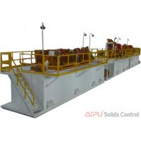 Cheap Drilling mud recycling system for HDD/TBM/Piling/No dig at Aipu solids for sale