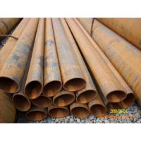 Best Ellipse, Circle, Square, Rectangle galvanized / coated / black Welded Steel Pipes / Pipe wholesale