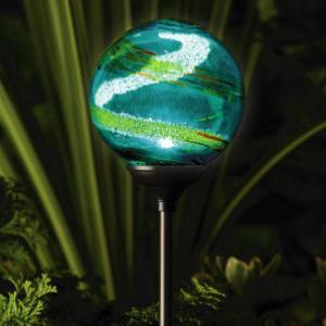 Solar System for Garden Lighting