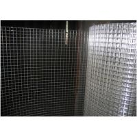 Cheap Construction Welded Wire Mesh Hot Dipped Galvanized Or Electro Galvanized for sale