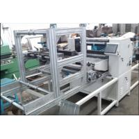 Professionally 16KW Mini Rotary Pleating Machine for HEPA Air Filter