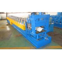 Best Customized Automatic Roll Former Ridge Cap Roll Forming Machine 5.5Kw Main Motor Power wholesale