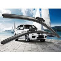 Cheap Car screen wiper Car Window Wiper Blades With Teflon Coating Natural Rubber for sale