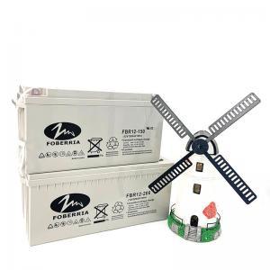 Best 52kg 12v150ah AGM Lead Acid Battery Full Gel Deep Cycle wholesale