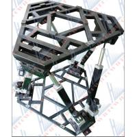 Best 6 DOF Swing Test Table For Provide Position / Sine Wave Analog With 200kg Payload wholesale