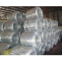 Best SGS CE Galvanized Steel Wire Rope , Welded Panel Fence Hot Dipped Steel Binding Wire wholesale