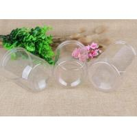 Best Clear Plastic Cylinder Clear Cylinder Container Customized Accept Order wholesale