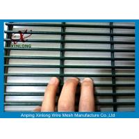 Best Hot Dipped Galvanized 358 High Security Fence for Power Station , Galvanised Security Fencing wholesale