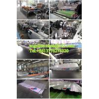 Best Plast corrugated roof/roofing sheet panel extrusion and forming machinery/plant wholesale