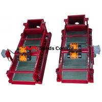 Cheap High quality Well drilling fluids solids control linear motion shale shakers for sale for sale
