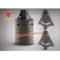 Cutter Pick Carbide Trencher Teeth YJ-DB020 Abrasion Proof For Well Drilling