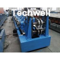 Best Quick Interchangeable CZ Purlin Cold Roll Forming Machine for 1.0 - 3.0 mm Thickness Steel Coil wholesale