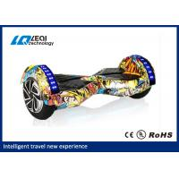 Best Powerful Speedway 8 Inch Self Balancing Scooter Brushless Hub Motor For Beginner wholesale