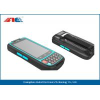 Best 13.56MHz RFID Handheld Readers RFID Mobile Terminal With Anti Collision Algorithm wholesale