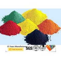 Best Epoxy Resin Chemical Resistant Powder Coating , SGS Approval White Powder Coating wholesale