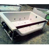 Best Hydrotherapy Bath Jacuzzi Whirlpool Bath Tub White With FREE Remote Control wholesale