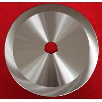 Quality Customized Multifunction Fabric Cutting Blades Hard 18N - 30N Sharpness wholesale