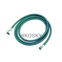 Cheap Customized Flexible Airbrush Accessories 1.8M Braided Blue Air Hose Nozzle with for sale