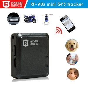 Best Long life battery car gps tracker car/vehicle gps tracker RF-V8 wholesale