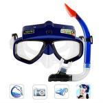 Best 30m Deep Diving Mask DVR Camera, Scuba Camera, 1280x960, 30 Fps wholesale