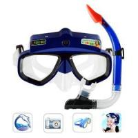 Buy cheap Underwater Scuba Mask Camera Resolution (1280x960) from wholesalers