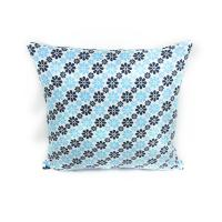 Best Eleglant Pillow Cushion Covers Home Checker or Flower Patterned Cotton Canvas wholesale