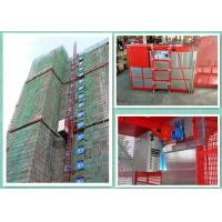 Best Construction Rack And Pinion Hoist For Transport Material And Passenger wholesale