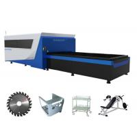Quality Convenient  Fiber Optic Sheet Metal Laser Cutting Machine Water cooling Method wholesale