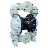 Best Acid PTFE Diaphragm Pump Air Powered With 3 Inch , Motor Driven wholesale