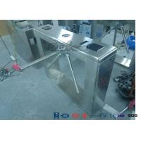 Best Security Controlled Access Turnstiles Electric Turnstile Access Control System With Counter wholesale