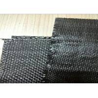 Best Virgin PET Woven Geotextile Stabilization Fabric 1645N Tensile Strength wholesale