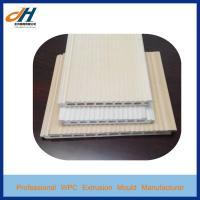 Details of pvc wpc decking board extrusion mould tool for Cheap decking boards for sale