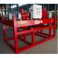 Cheap Reliable quality hot sales drilling fluid high speed decanter centrifuge for for sale