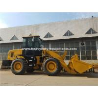 Buy cheap Sinomtp Lg933 3tons Wheel Shovel Loader With Cummins Engine And Zf Transmission from wholesalers
