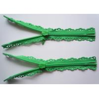 Cheap Nice design 24 colors available #3 lace nylon zipper with waterdrop slider for for sale