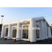 Best Big Event LED Outdoor Inflatable Tent With Commercial PVC Tarpaulin wholesale